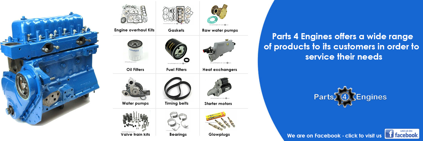 Parts4Engines offers a wide range of products to its clients in order to service their needs