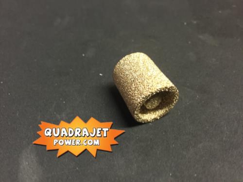 Bronze fuel filter, New
