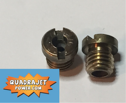 Quadrajet Jet track pack.  4 sets of jets.  New 70-71-72-73