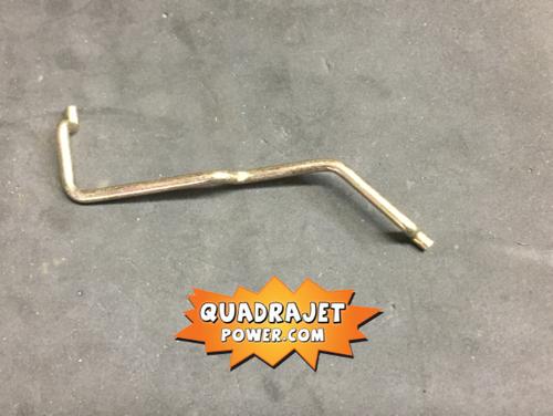New Vacuum brake, pull off rod linkage
