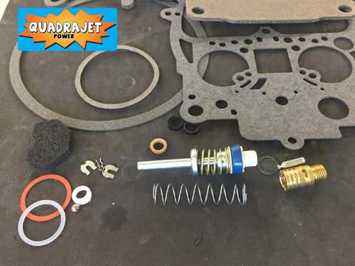 Quadrajet Rebuild Kit. Cadillac 70-74, Chevrolet GMC truck 73-76, Oldsmobile 66-76