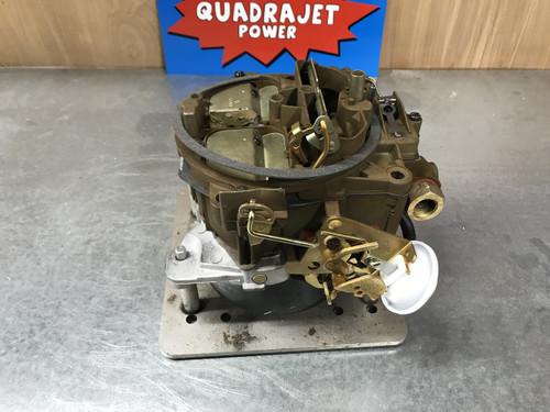Buick  1967  divorced choke Quadrajet  7027248
