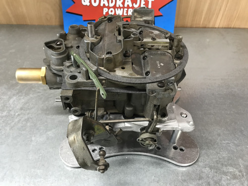 Buick 1976 800 cfm 350 hot air choke Quadrajet  17056244