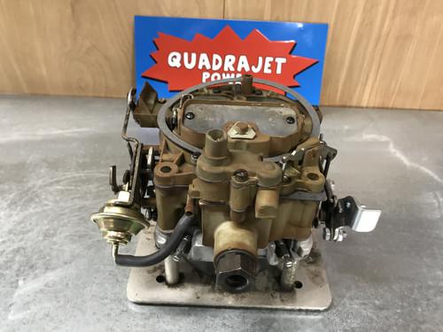 Pontiac 1971 455 divorced choke Quadrajet  7041262