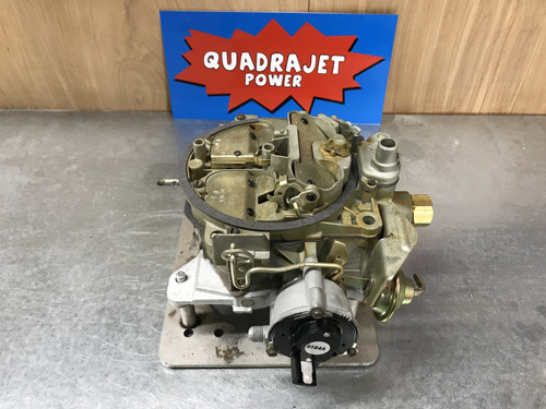 Pontiac 1973 400 Hot air choke Quadrajet  7043266