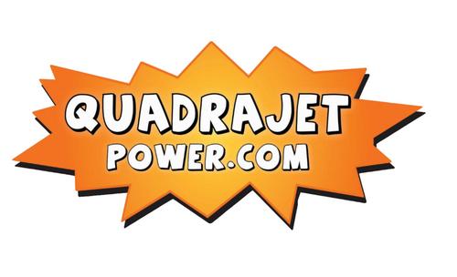 Pontiac 1971 400 455 divorced choke Quadrajet  17054907
