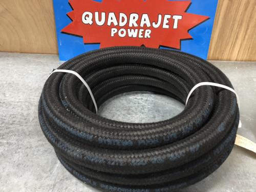 Series 8000 Push-Lok General Purpose Hose -8 socketless hose black 20'