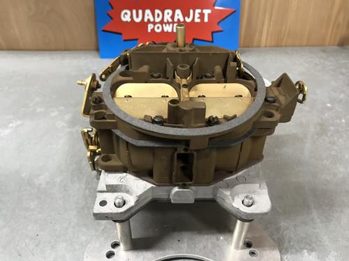 Chevrolet 1967 small block  Quadrajet