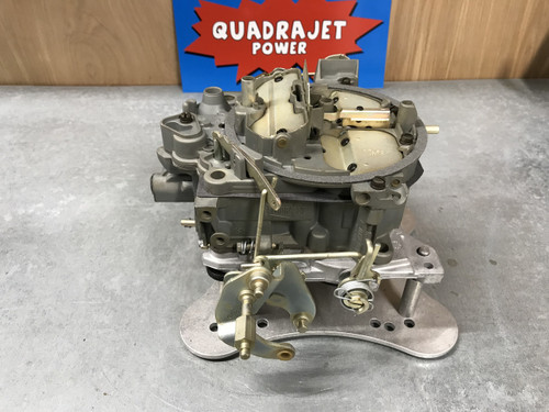 Chevrolet 350-383-400 level 2 Performance Built Quadrajet  Electric Choke