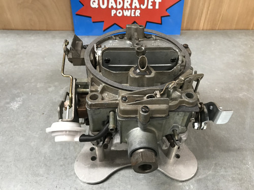 Pontiac 1968 400 Ram Air divorced choke Quadrajet  7028276