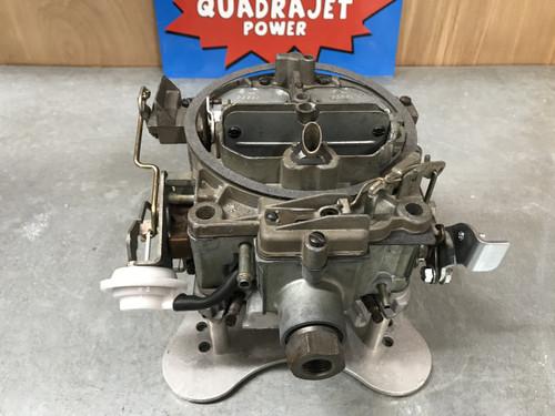 Pontiac 1969 230 divorced choke Quadrajet  7029261