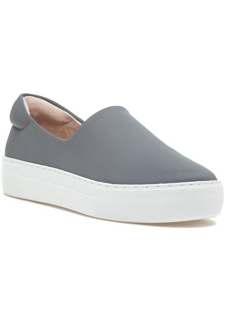 a046a3851091 Ariana Slip On Sneaker Grey Fabric