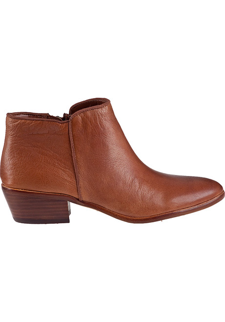2b65b1bde21ad0 Petty Ankle Boot Saddle Leather - Jildor Shoes