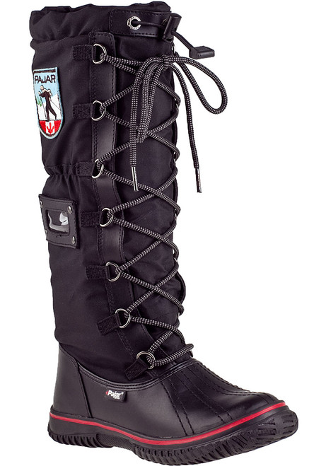 78c41b536d9b Grip Classic Tall Boot Black Fabric