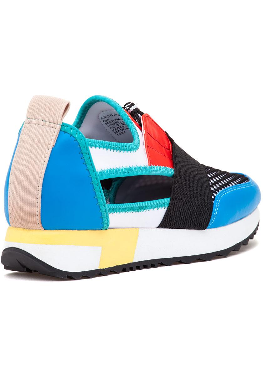 Arctic Sneaker Bright Multi Jildor Shoes