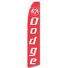 Dodge Dealership Feather Flag