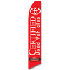 Toyota Certified Used Vehicles Feather Flag