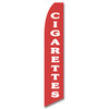 Cigarettes Feather Flag