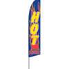 Hot Prices Feather Flag