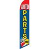 Auto Parts Feather Flag