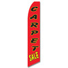 Carpet Sale Feather Flag