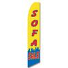 Sofa Sale Feather Flag