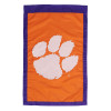 Clemson Tigers Printed House Banner