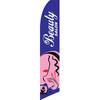 Beauty Salon  - Feather Flag