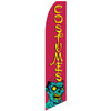 Costumes Feather Flag