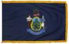 Maine Fringed Flag