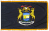 Michigan Fringed Flag
