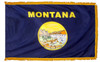 Montana Fringed Flag