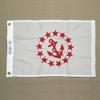 Rear Commodore Yacht Club Flag (hand-sewn)