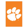 Clemson University Tigers Applique Garden Flag