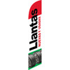 LLantas Tires New and Used Spanish Feather Flag