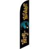 Happy Halloween (spooky tree) Semi Custom Feather Flag Kit