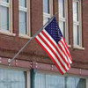 8 Ft. Spinning Flagpole with Flag
