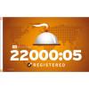 ISO 22000/05 Flag