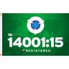 ISO 14001/15 Flag