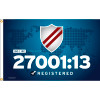 ISO/IEC 27001/13 Flag