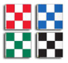 Checkered Flag 3'x3'