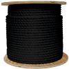 Spool of Black Rope