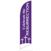 Easter Feather Flag