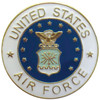 Air Force lapel pin