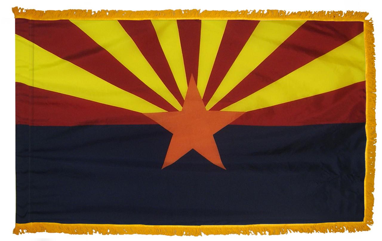 Arizona Fringed Flag
