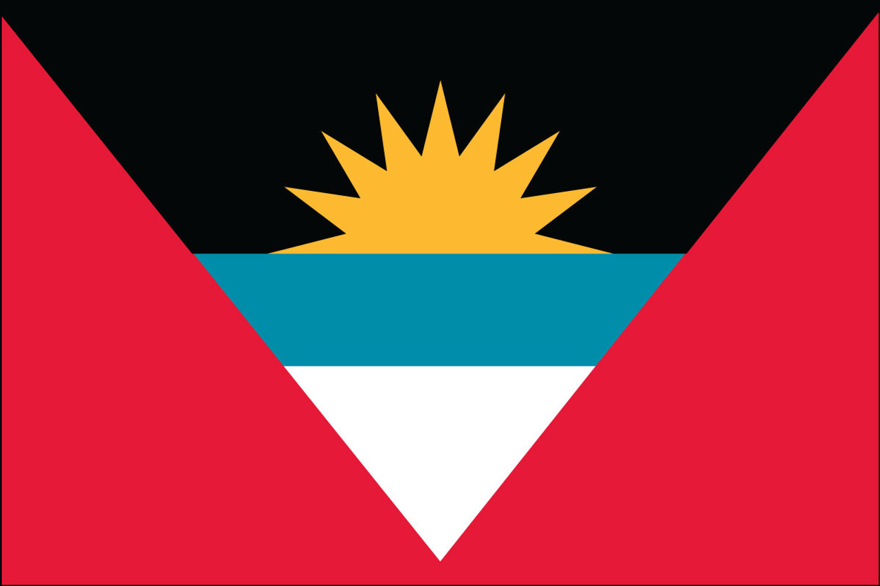 Antigua & Barbuda Nautical Flag