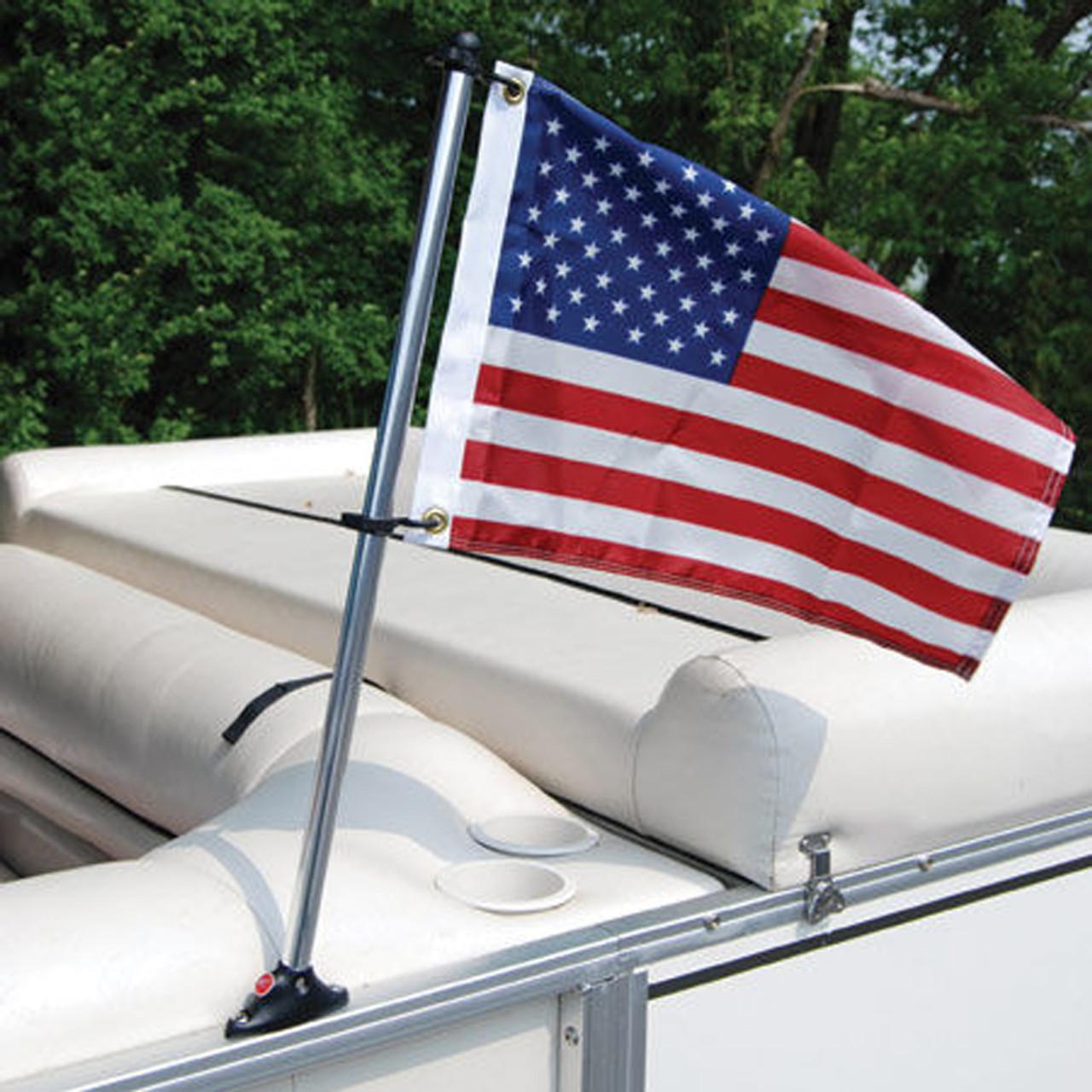 United States Nylon Boat Flags
