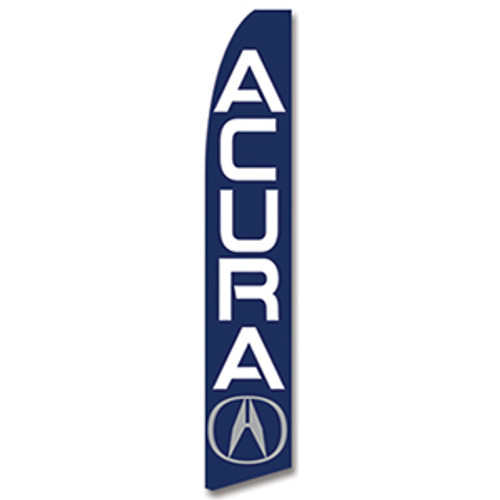Acura Dealership Feather Flag