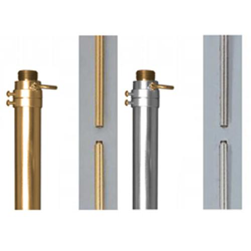 Aluminum Presentation - indoor and parade pole