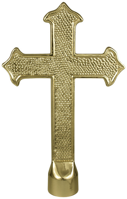 Metal Fancy Church Cross